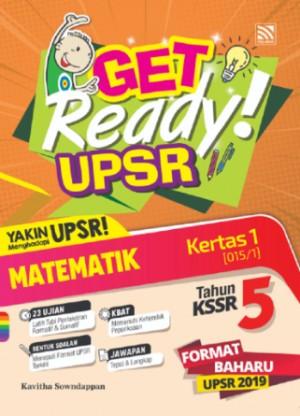 Tahun 5 Get Ready! UPSR Matematik (Kertas 1)(Dwibahasa)