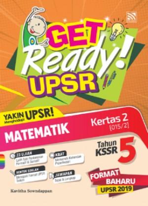 Tahun 5 Get Ready! UPSR Matematik (Kertas 2)(Dwibahasa)