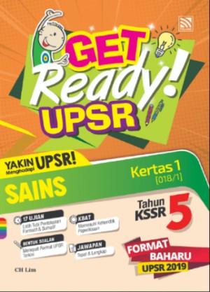 Tahun 5 Get Ready! UPSR Sains (Kertas 1)(Dwibahasa)