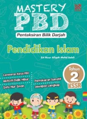 Tahun 2 Mastery PBD Pendidikan Islam