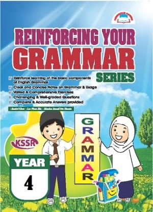 Tahun 4 Reinforcing Your Grammar