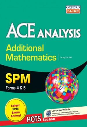 SPM Ace Analysis Additional Mathematics