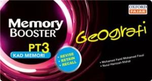 MEMORY BOOSTER PT3 GEOGRAFI