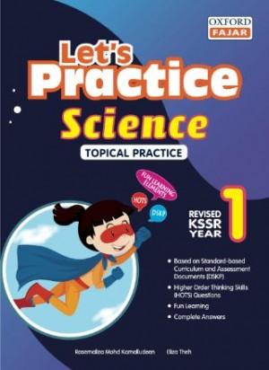 Tahun 1 Let's Practice Science