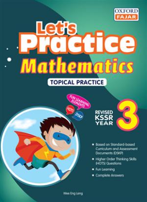 P3 LET'S PRACTICE SK MAT '20