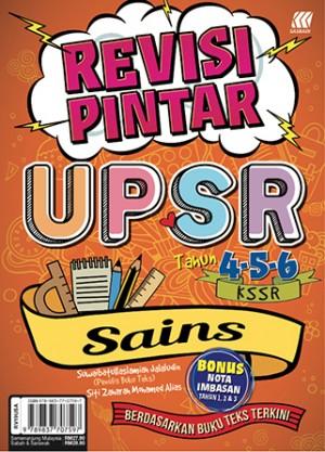 UPSR Revisi Pintar Sains