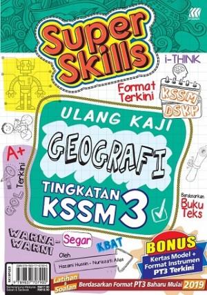 S3 SUPER SKILLS ULANG K KSSM GEO '19