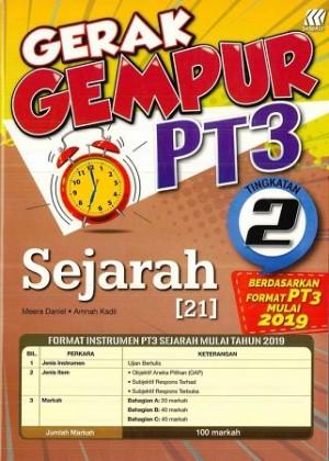S2 GERAK GEMPUR PT3 SEJ '19