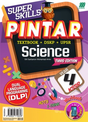 Tahun 4 DLP Super Skills Pintar Modul Aktiviti Science