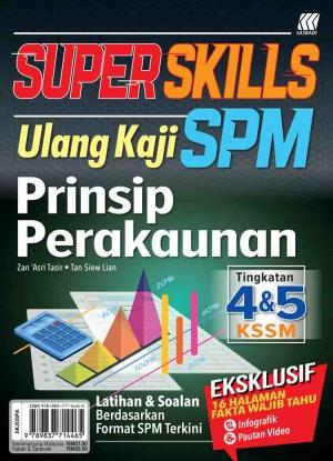 SUPER SKILLS ULANG KAJI SPM PRINSIP PERAKAUNAN
