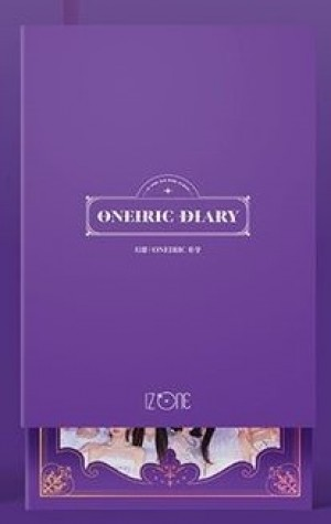 IZ*ONE – 3RD MINI ALBUM: ONEIRIC DIARY (ONEIRIC VERSION)