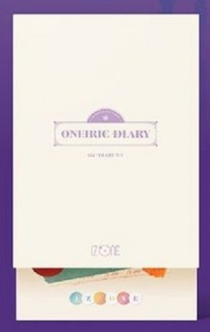 IZ*ONE – 3RD MINI ALBUM: ONEIRIC DIARY (DIARY VERSION)