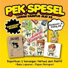 Malay Bottom 26 - Pek Spesel Lawak Kampus 32