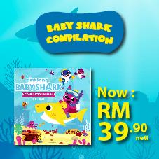 CD Bottom 01 - BABY SHARK COMPILATION