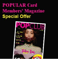 English Bottom 30 - Pop Club March 2019