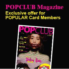 English Bottom 30 - Pop Club March 2019