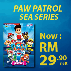CD Bottom 30 - Paw patrol series