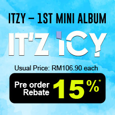 CD Bottom 27 - Pre order ITZY
