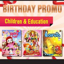 CD Bottom 26 - children edu