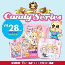 English Bottom 29 - LSM Candy Series