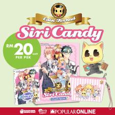 Malay Bottom 21 - Siri Candy 34 Edisi Terhad