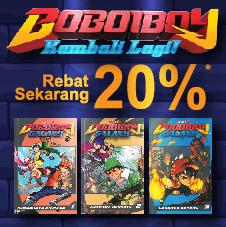 Malay Bottom 22 - LSM Boboiboy Kembali Lagi