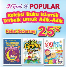 Malay Bottom 16 - LSM Koleksi Buku Islamik