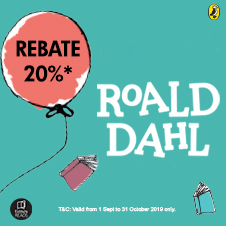 English Bottom 28 - Roald Dahl
