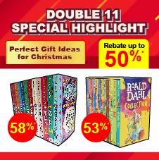 English Bottom 03 -  Double 11 Christmas Gift