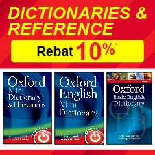 English Bottom 12 - Double 11 Dictionaries