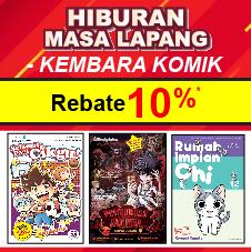 Malay Bottom 06 - 11.11 Kembara Komik