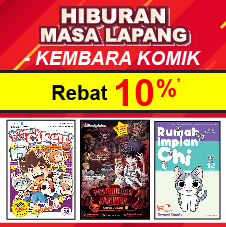 Malay Bottom 12 - 11.11 Kembara Komik