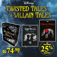 English Bottom 22 - Disney Twisted