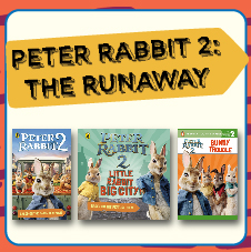 English Bottom 14 - Children (Peter Rabbit)