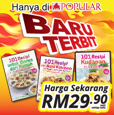 Malay Bottom 05 - Buku Masakan Premium