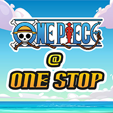 CD Bottom 22 - ONE PIECE @ ONE STOP