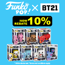 CD Bottom 34 - FUNKO BT21