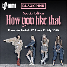 CD Bottom 17 - PO BLACKPINK