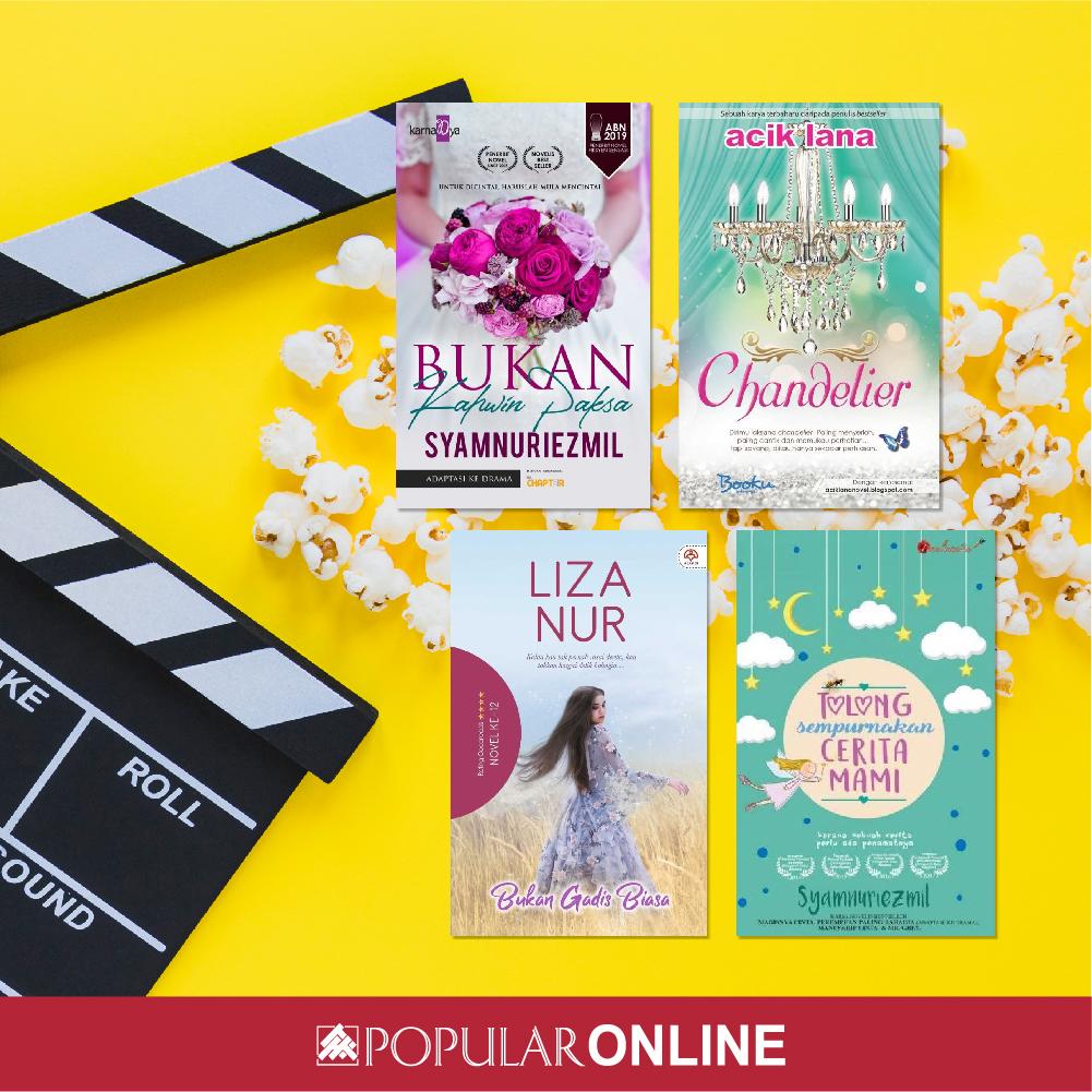 Malay Bottom 10 - Novel Adaptasi