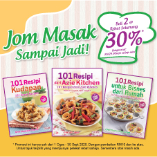 Malay Bottom 11 - Jom Masak