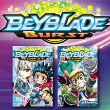 English Bottom 22 - Beyblade Burst