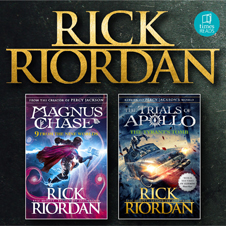 English Bottom 25 - Rick Riordan