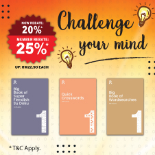 English Bottom 08 - Challenge your mind