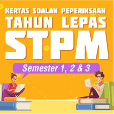Revision Bottom 08 - Kertas Soalan Tahun lepas STPM