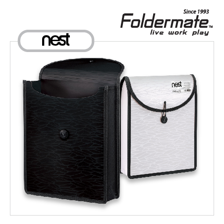 Stationery Bottom 31 - FOLDERMATE - Nest Series