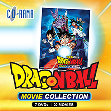 CD Bottom 34 - Dragon ball