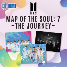CD Bottom 21 - BTS THE JOURNEY
