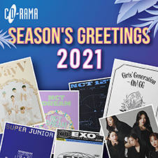 CD Bottom 16 - SM SEASON GREETING 2021
