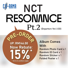 CD Bottom 15 - NCT RESONANCE
