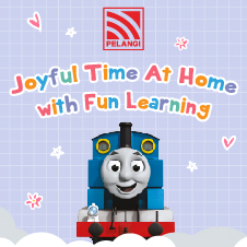 Revision Bottom 02 - Joyfull Time - Thomas and Friends